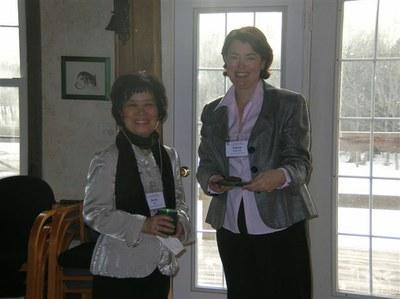 Betty Ho & Eileen Patterson