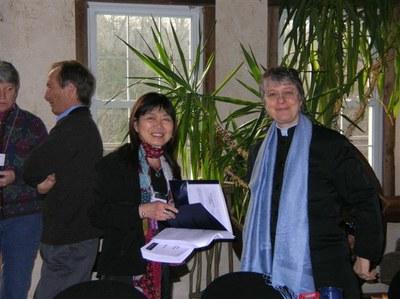 Wendy Chin & Cheryl Levitt